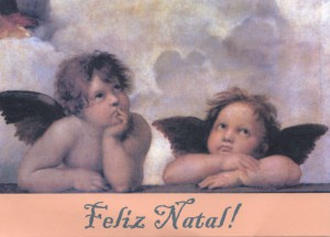 Die kleinen Engel von Rafaelo